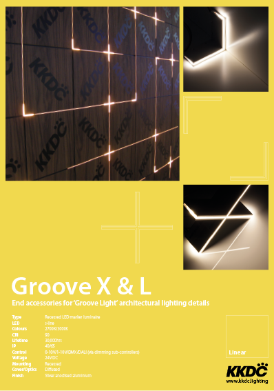 Groove X&L supplement